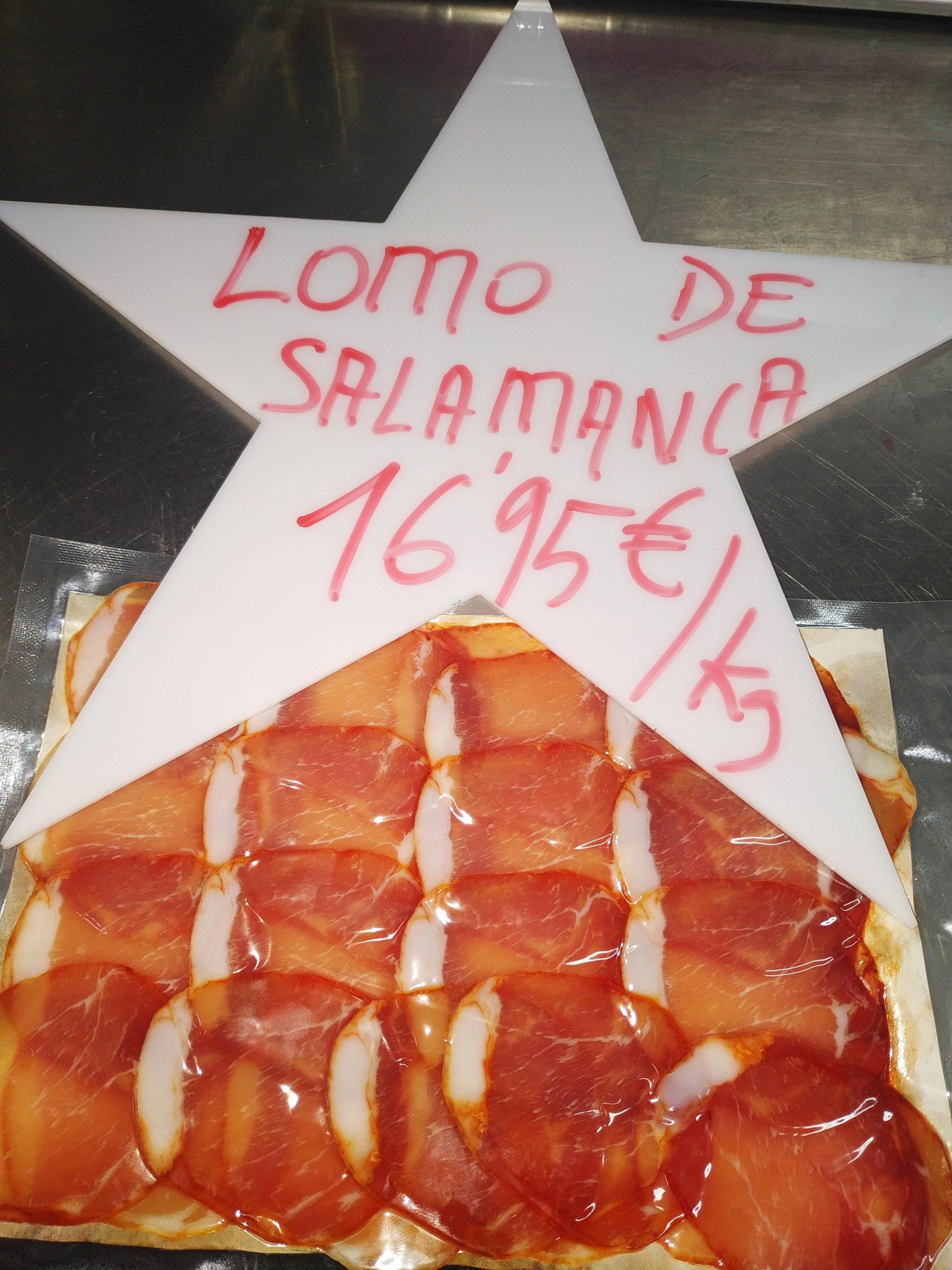 lomo de Salamanca